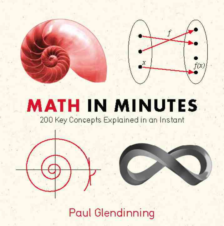 Math in Minutes By Glendinning, Paul